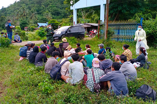 Illegal immigrants to follow eased restrictions: police