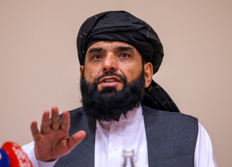 Taliban ask to address UN General Assembly: UN spokesman