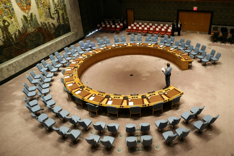 French anger to test UN unity