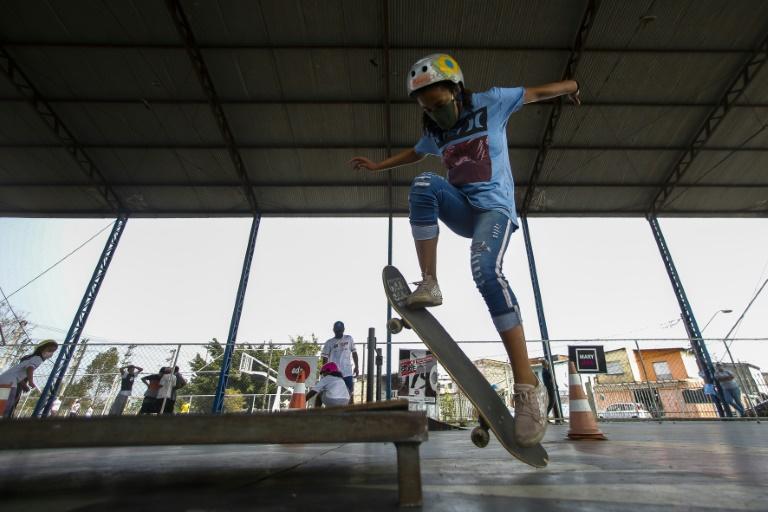 Women's skateboarding soars in Brazil after Tokyo Olympics