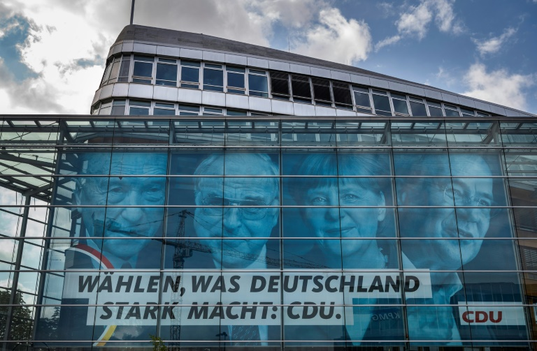 Germany readies for election that will end Merkel era