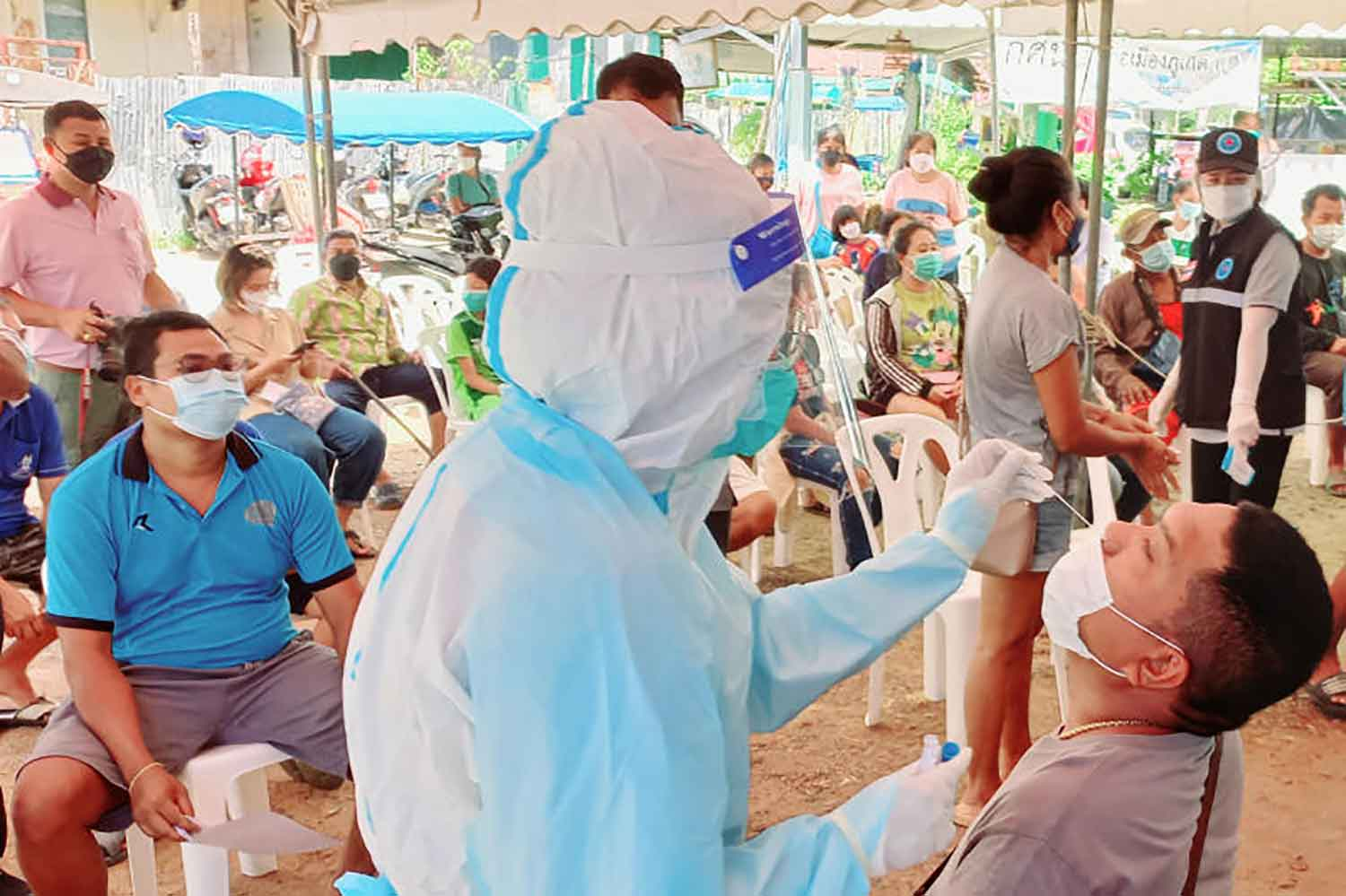12,697 new Covid cases, 132 more deaths