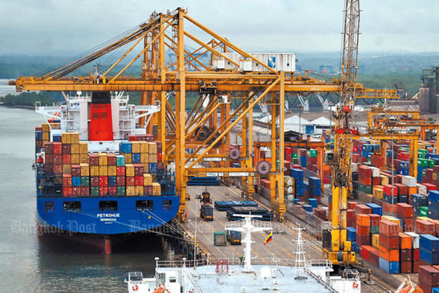 August exports up 8.9% y/y, below forecast
