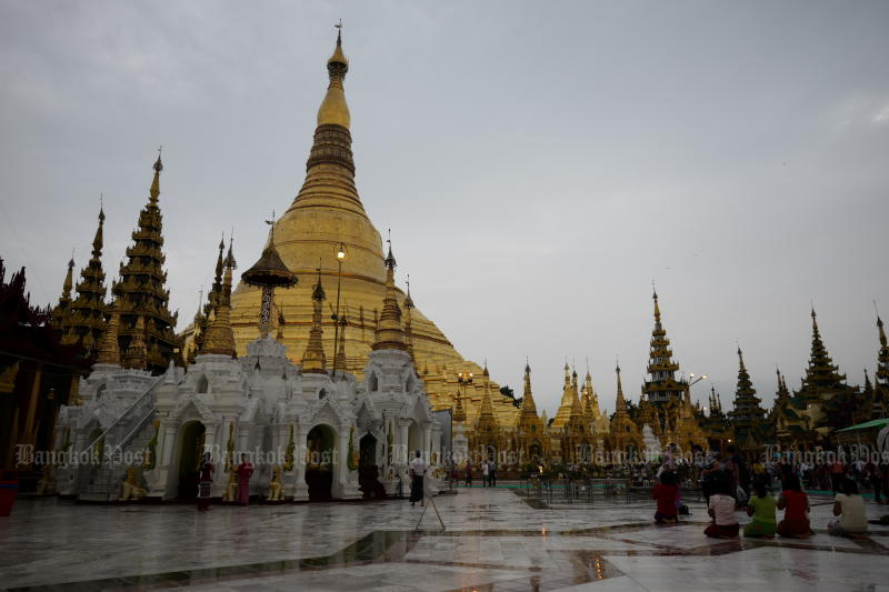 Myanmar's biggest cities hit by brief power outages
