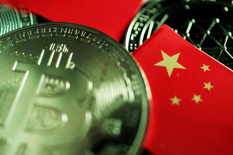 China bans all crypto transactions