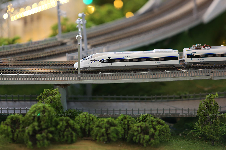Sino-Thai rail line back on track