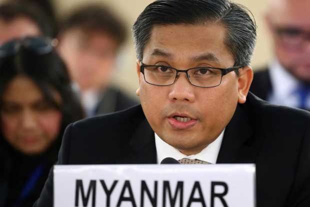 Myanmar will not address world leaders at UN, Afghanistan will