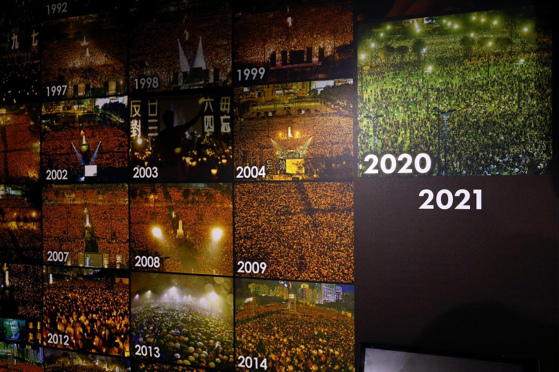 Tiananmen vigil organiser disbands in Hong Kong