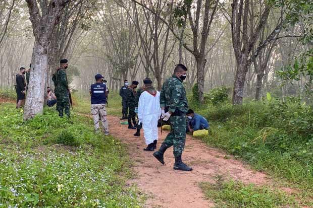 10 Myanmar migrants arrested in Songkhla