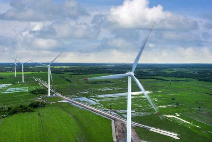 Mitsubishi invests in Laos wind farm project, biggest in SE Asia