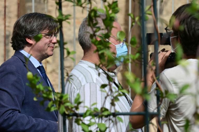 Catalan ex-leader Puigdemont pledges return to Sardinia for hearing
