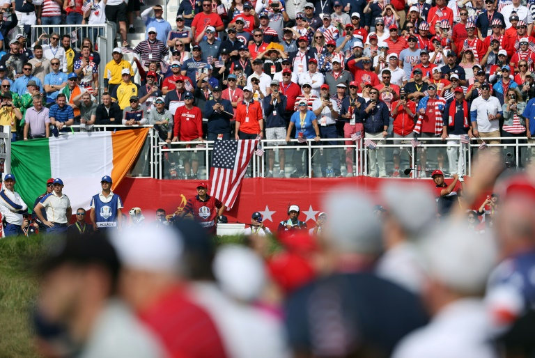 US young guns overwhelm Europe for Ryder Cup victory