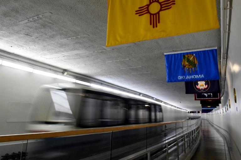 'Swift chariots of democracy': all aboard Washington's secret subway