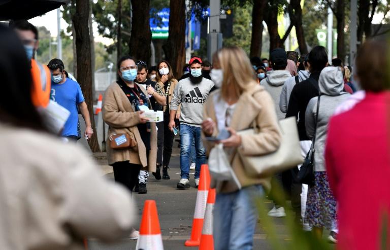 Sydney gets 'blueprint for freedom' as virus cases fall