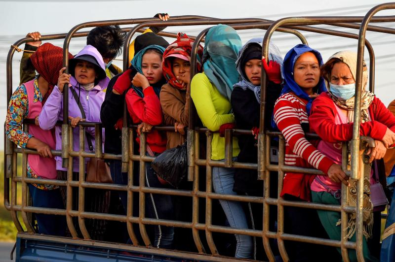 Cambodia raises minimum textiles wage by $2