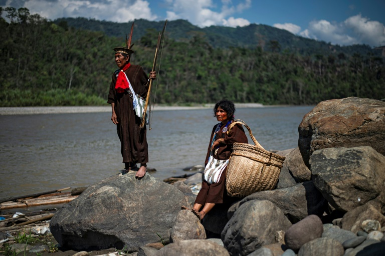 Peru's Ashaninka indigenous people remember the cruelty of war in the Amazon