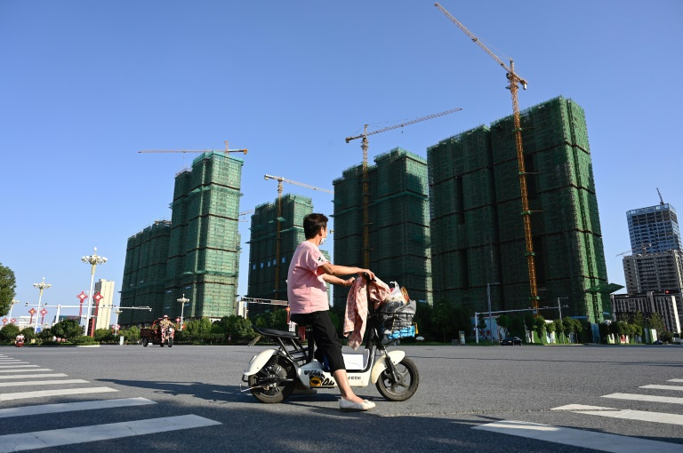 Evergrande fuels concerns over China's housing bubble