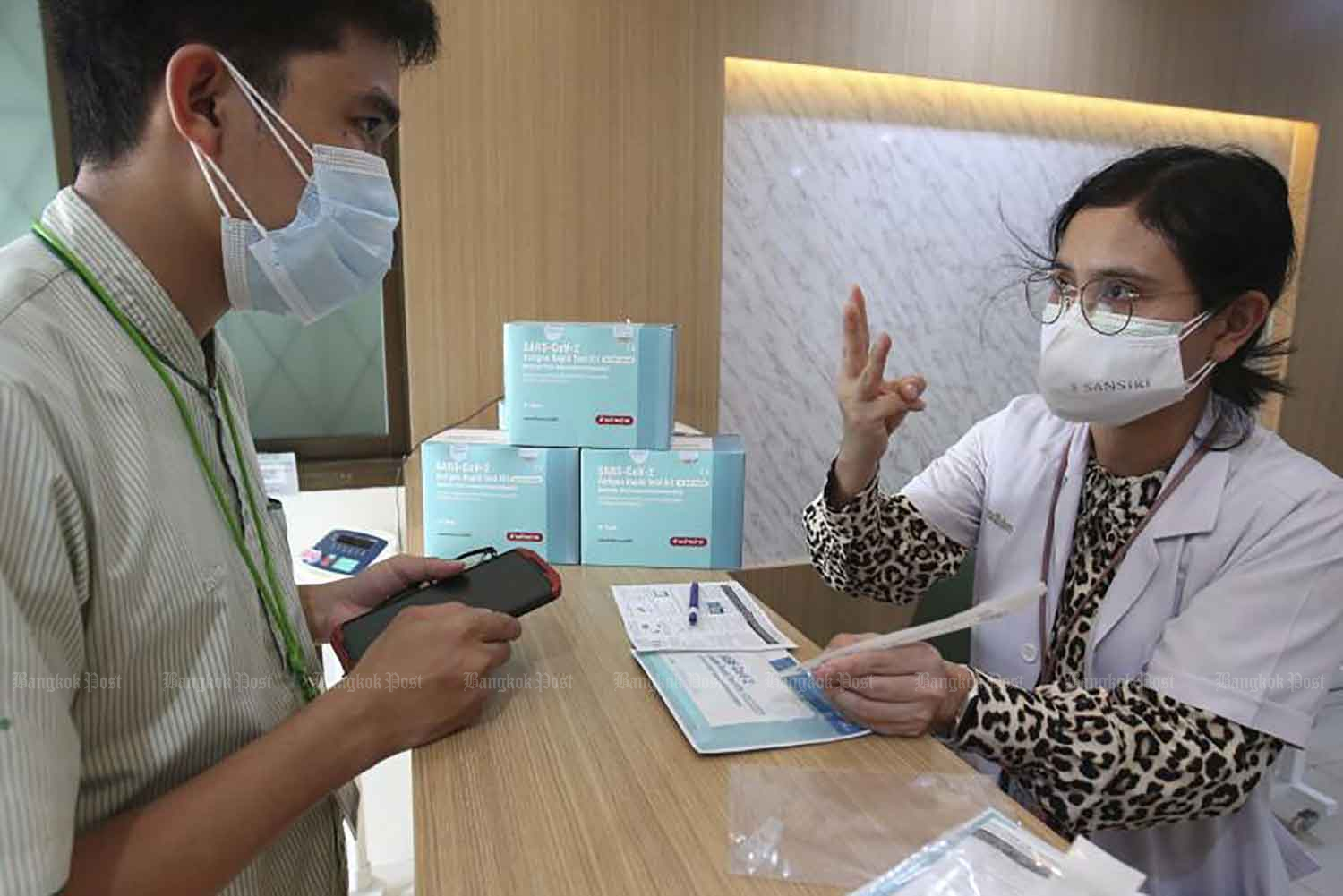 Virus cases tipped to fall