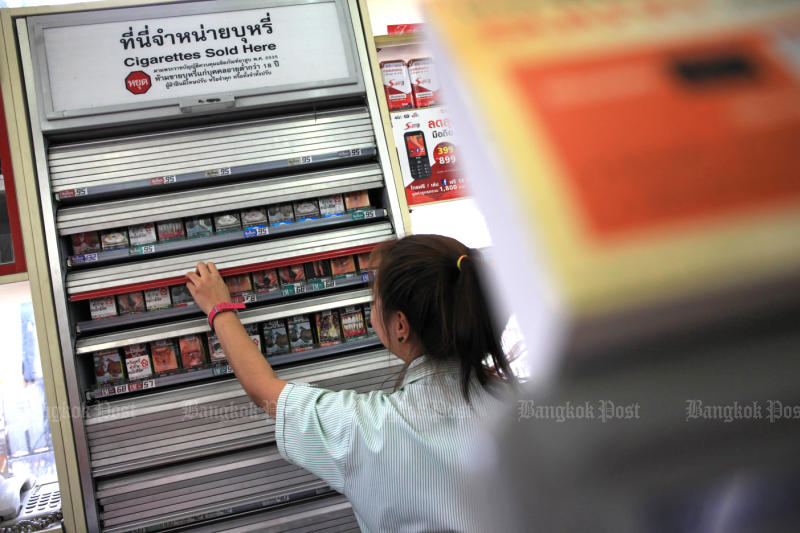 New excise tax structure for cigs gets cabinet nod