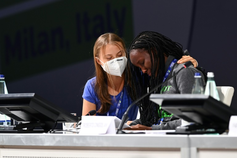 Youth call time on decades of 'empty' climate promises