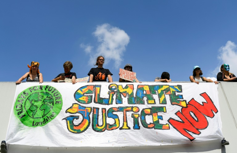 The promise to gradually ramp up aid for the Global South to $100 billion per year by 2020 was first make at the 2009 UN climate summit in Copenhagen.