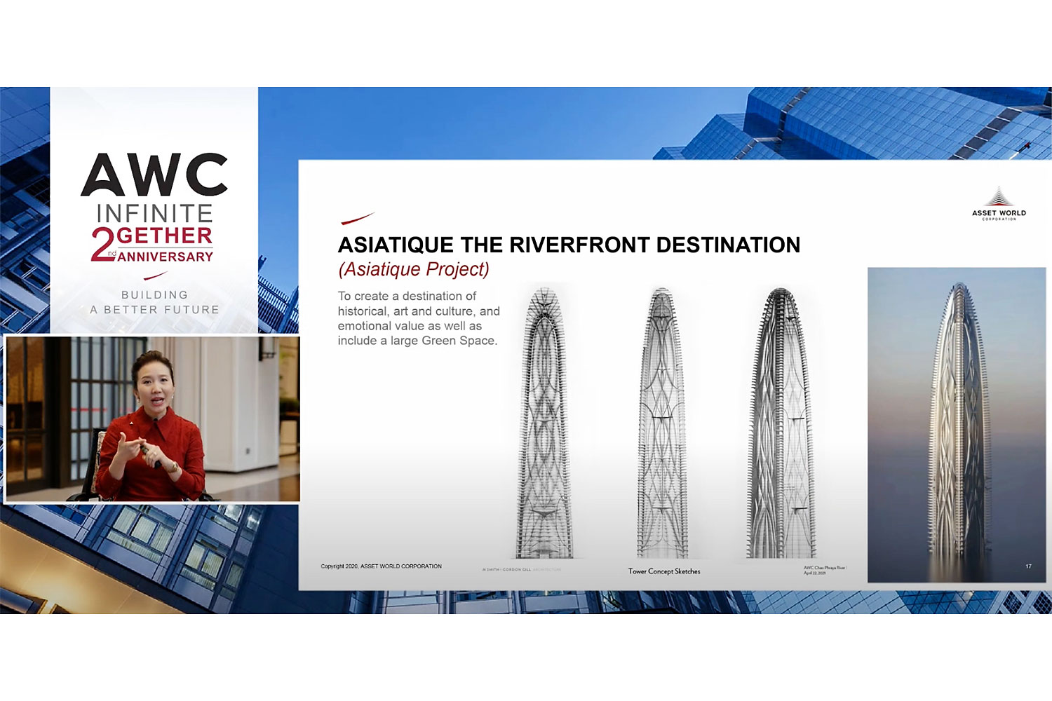 AWC opts to reposition 3 mega-projects