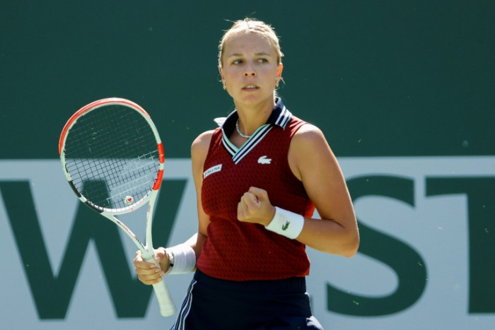 Top seeded Pliskova ousted in third round at Indian Wells
