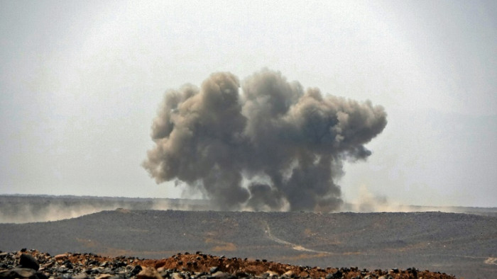 At least 134 Yemen rebels dead in latest Marib-areas strikes: coalition