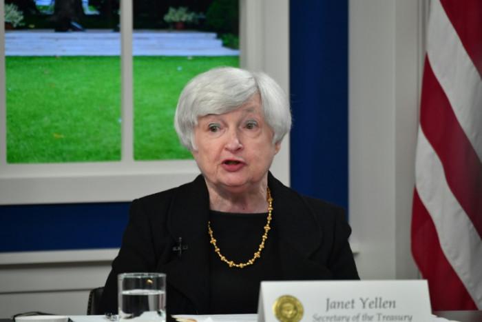 Supply bottlenecks hitting US economy and prices, but don't panic: Yellen