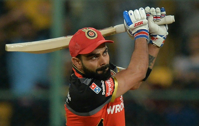 Stepping down: Virat Kohli will give up the T20 captaincy of the India team atfer the tournament