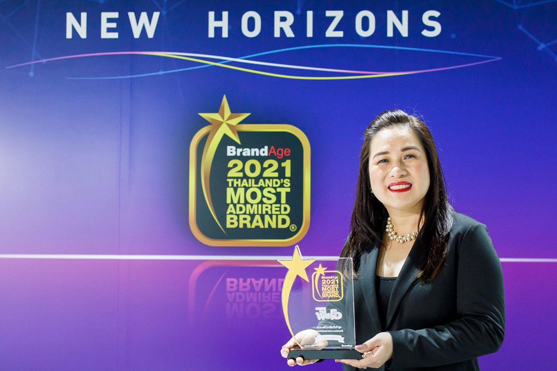 Ms. Jane Bernardo, Marketing Director of URC (Thailand) Co., Ltd.