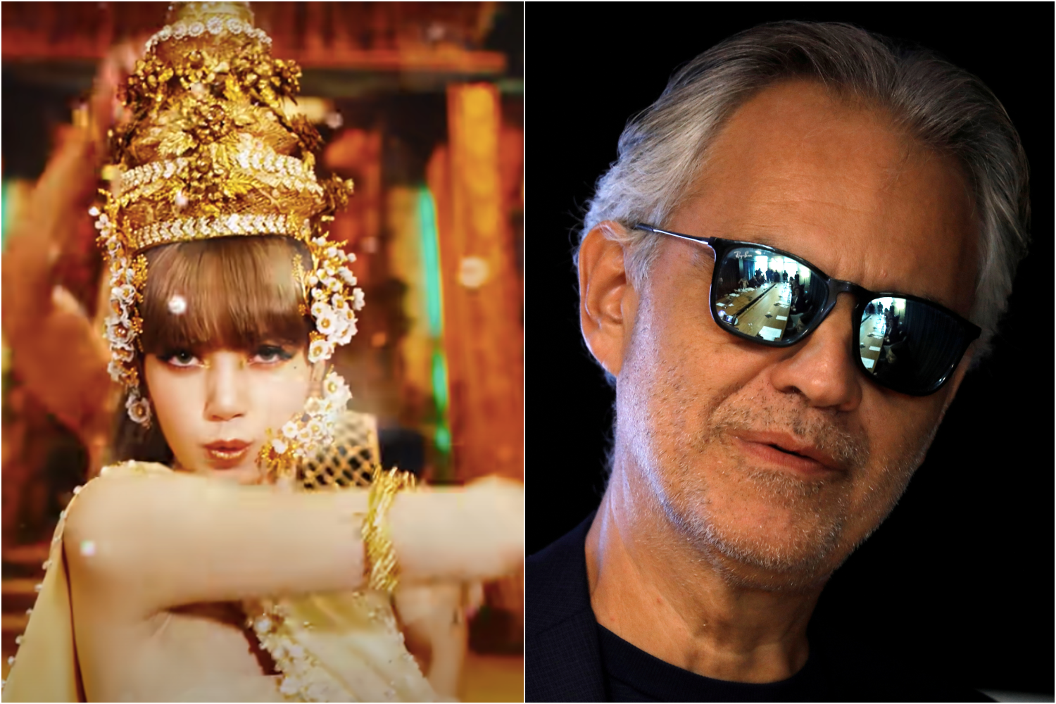 Lisa, Bocelli asked to join Thai countdowns