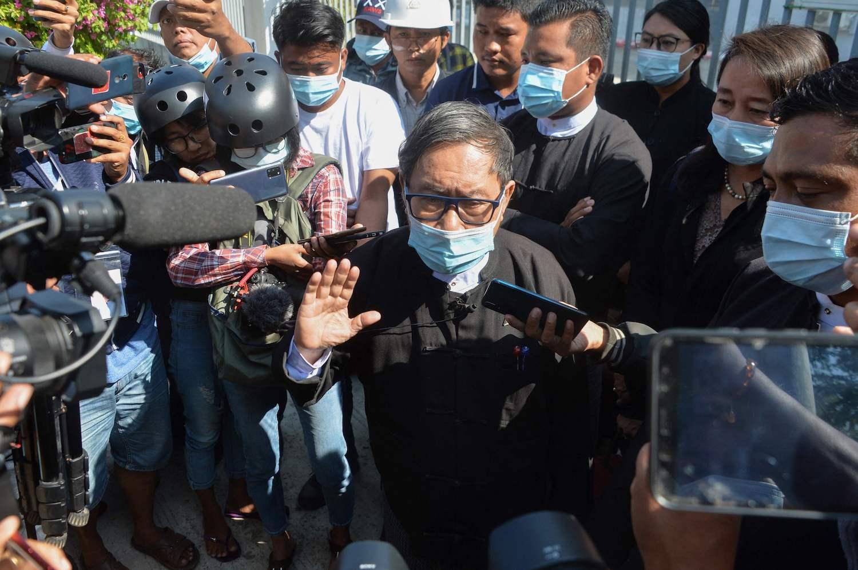 International pressure mounts on Myanmar junta