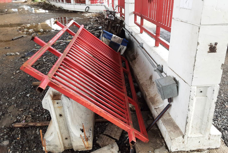 SRT condemns Red Line vandalism