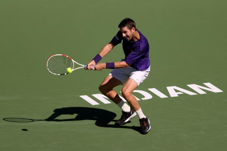 Norrie crushes Schwartzman, Dimitrov holds off Hurkacz in Indian Wells