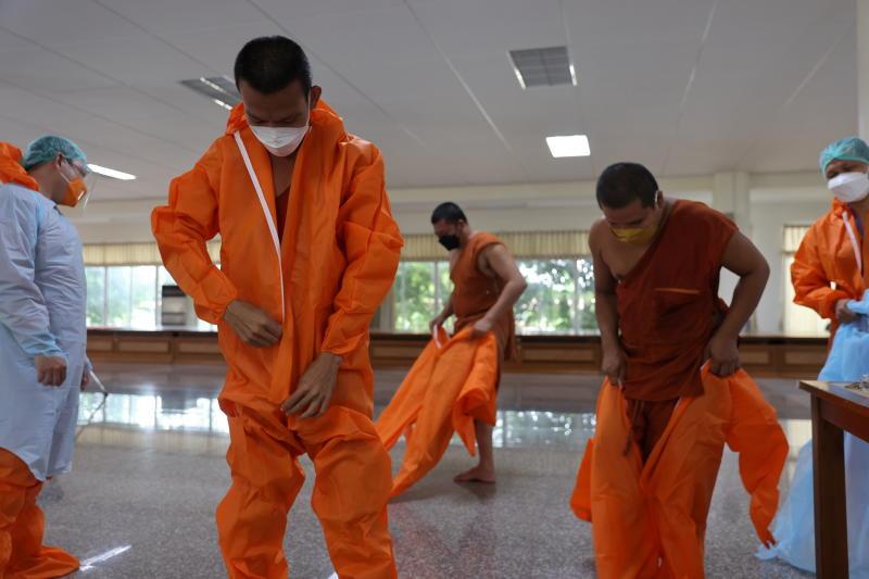 Don't limit monks