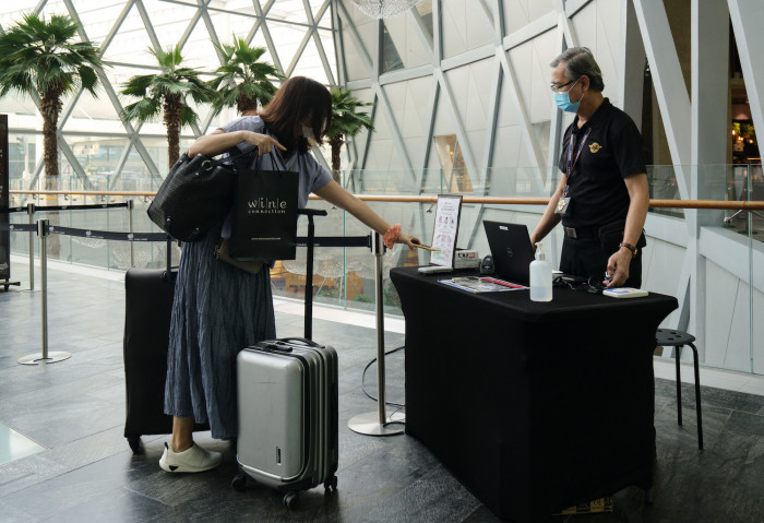 Travel curbs falling across Asia Pacific