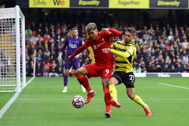 Liverpool pummel Watford 5-0