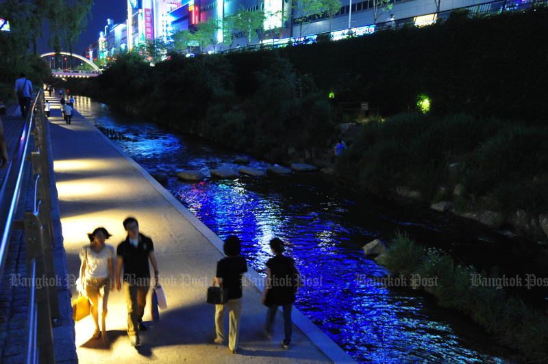 S Korea serves as model for new BMA park opening on Dec 25