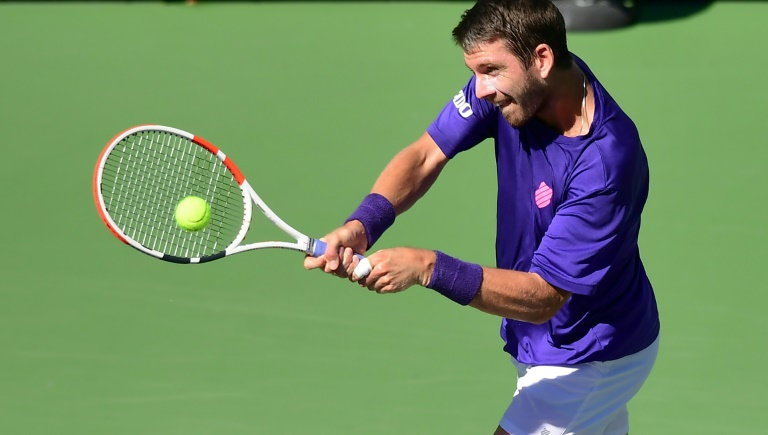 Britain's Norrie charges into ATP Indian Wells final