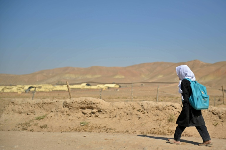 'Why can't we study?' - Afghan girls still barred from school
