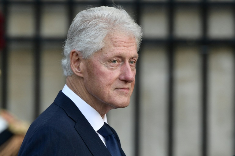 Bill Clinton leaves hospital after five nights