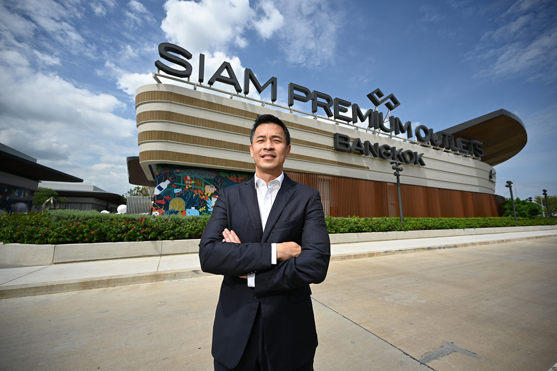 """Beyond honoured"": Siam Premium Outlets Bangkok"