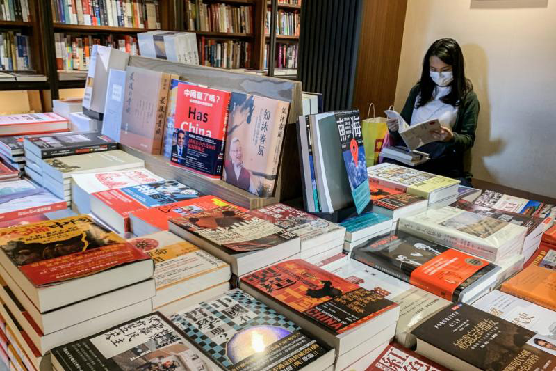 Book slammed for glorifying foreign invasion of China 'snapped up by readers' in Hong Kong