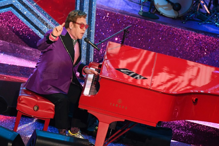 Elton John: 'I'm more excited about music than ever'
