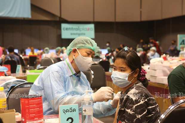 Thailand to end Sinovac use this month
