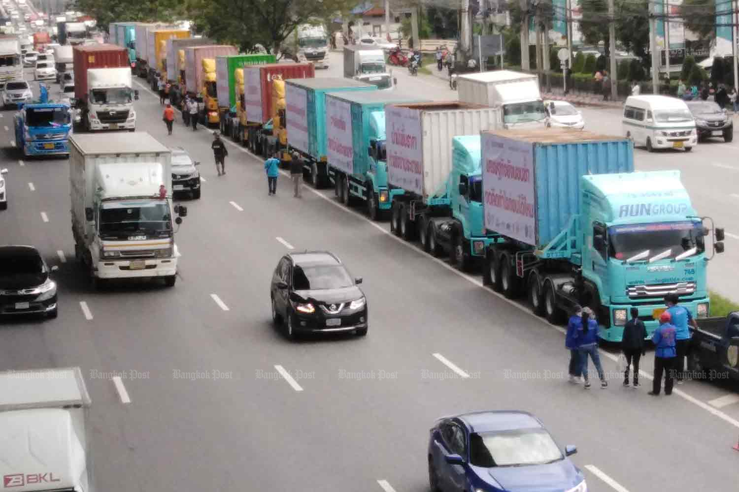 Diesel may be capped at B30, but not truckers' B25, says minister