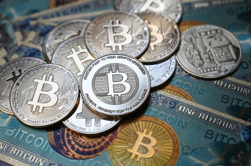 Bitcoin on cusp of all-time high ahead of futures ETF listing