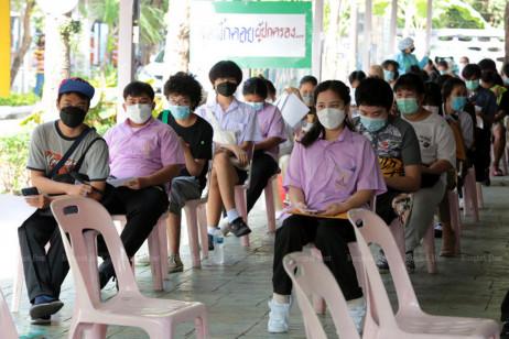 70% jabbed in Bangkok
