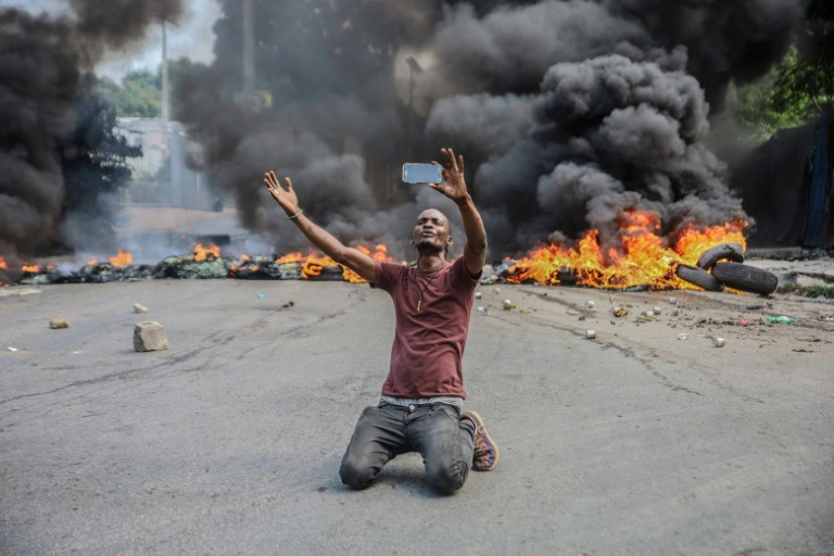 Haitians on strike as kidnappings, insecurity soar